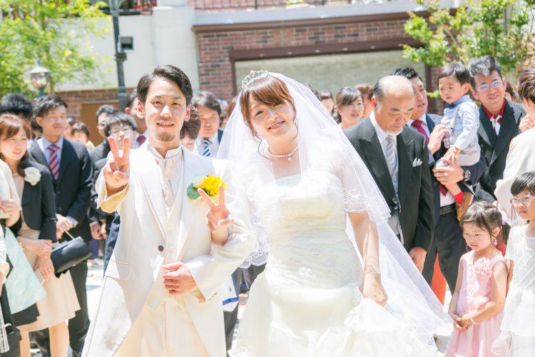 バンド演奏も叶った!!こだわりの結婚式