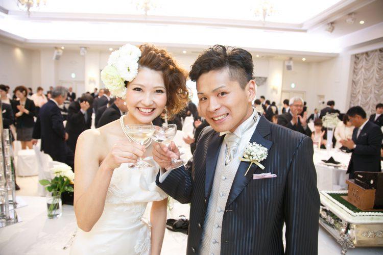 エルセルモで結婚式を挙げて 本当によかったです。