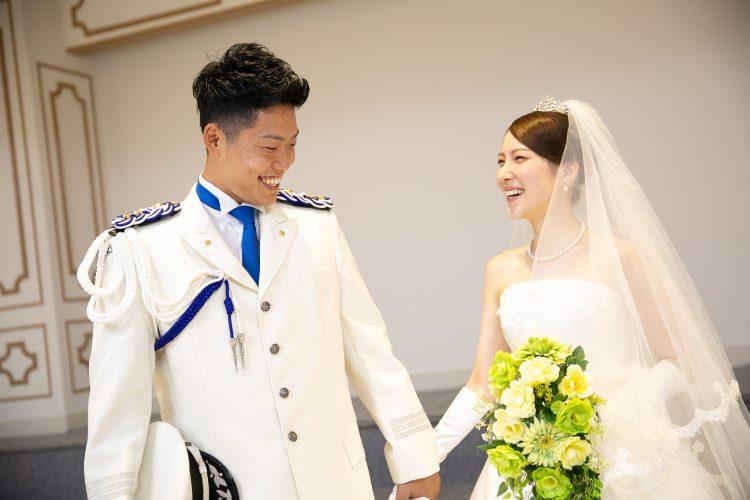 夢だった理想の結婚式をする事が出来ました!