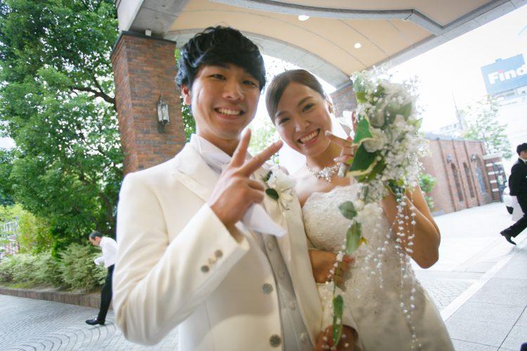 一生忘れることのない最高の結婚式になりました!