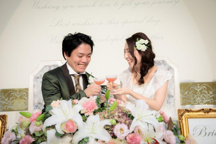 一生に一度の結婚式をエルセルモで挙げられて良かったです!