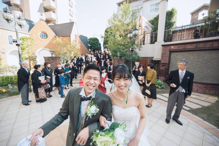 エルセルモさんで結婚式が出来て良かったです!!